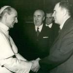 Paolo VI e Gromiko