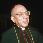 Il cardinale Agostino Casaroli