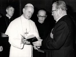 Paolo VI e Tito