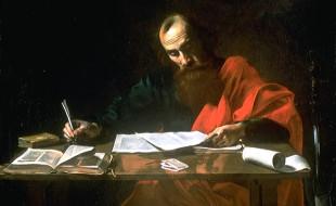 San Polo scrive le Lettere, di , XVII secolo.