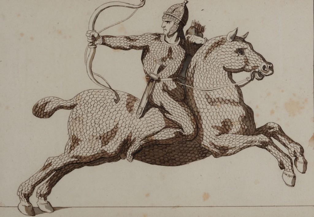 Cavaliere Parto