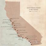 Le missioni spagnole in California