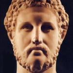 Busto di Filippo Il, copia romana