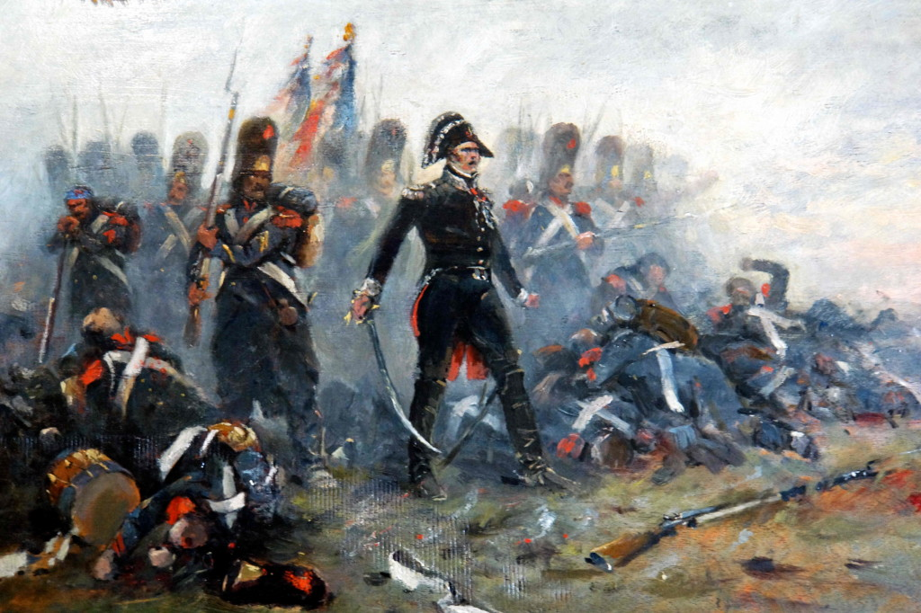 Cambronne a Waterloo - Dennis Jarvis