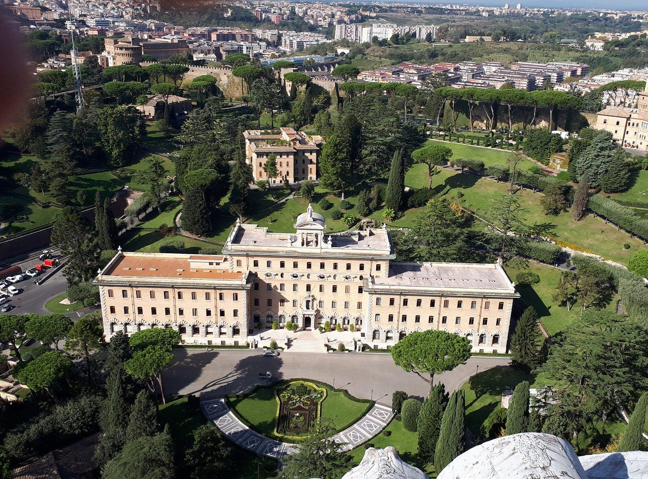 Il palazzo del Governatorato, Città del Vaticano