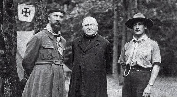 Jacques Sevin, il canonico Cornette ed Edouard de Macedo