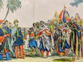 La resa ai francesi nel 1847