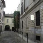 Vicolo Carabinieri a Novara