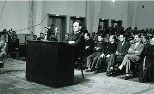 Stepinac durante il processo